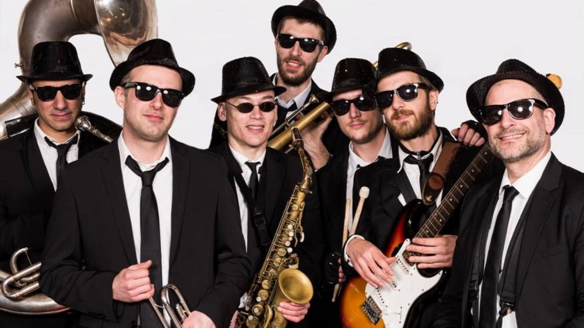 Blues Brass Brothers