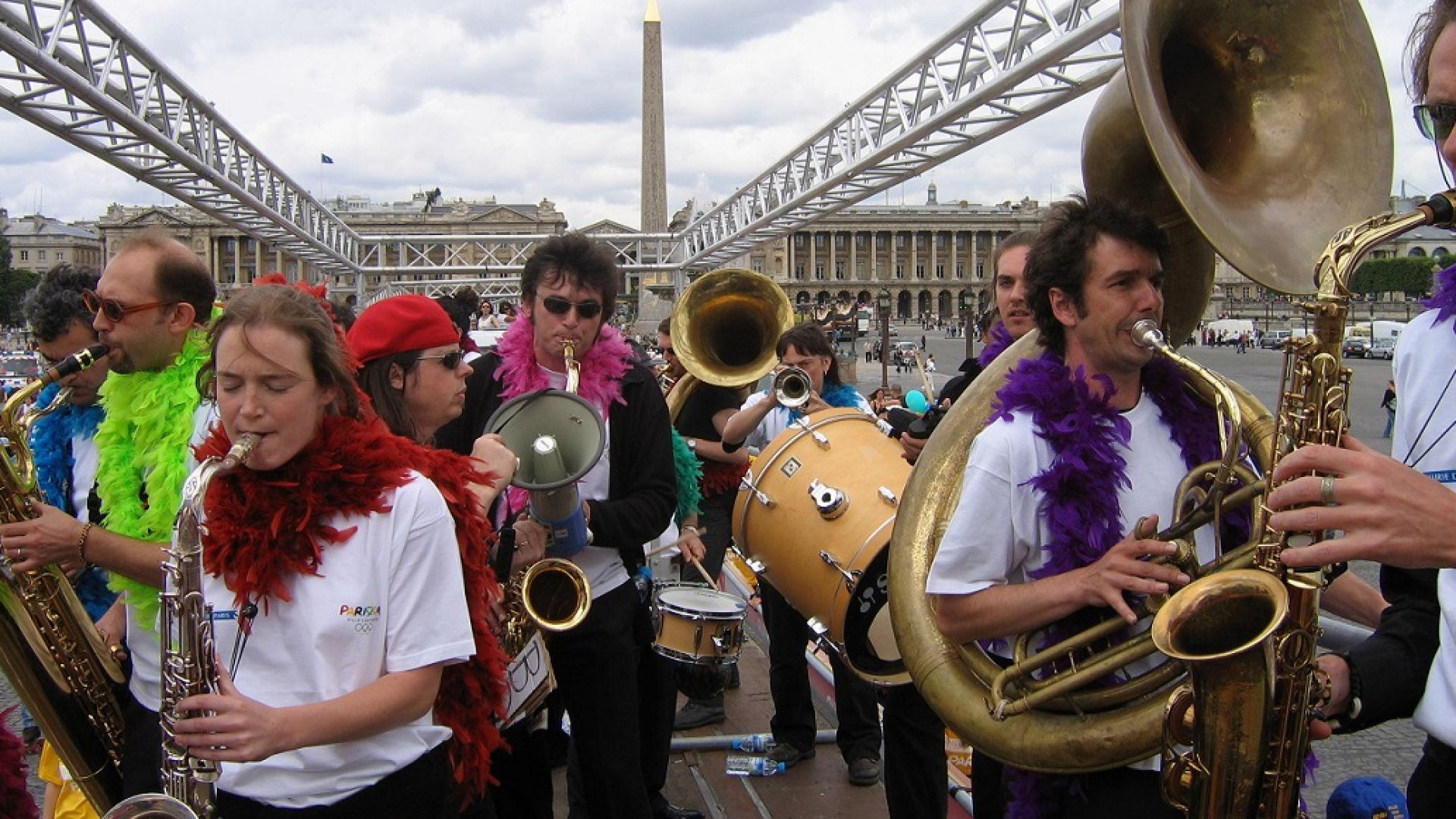 Mardi Brass Band